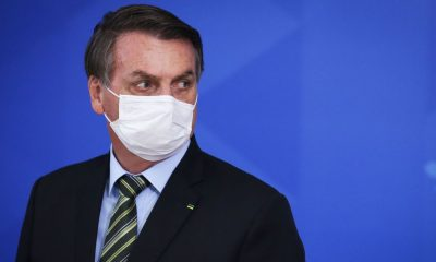 Metis Jobs and Business – Brazil's President Jair Bolsonaro Tests Positive for the Coronavirus
