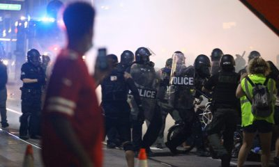 Sask Métis News – Detroit police arrest 42 people as protesters, authorities clash after weeks of calm